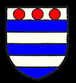 The de Grey coat of arms
