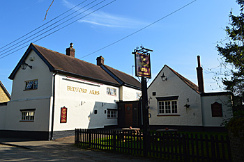 The Bedford Arms April 2015