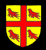 The Trailly family coat of arms