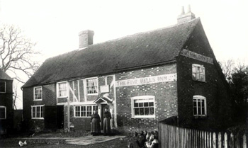 The Five Bells Public House about 1920