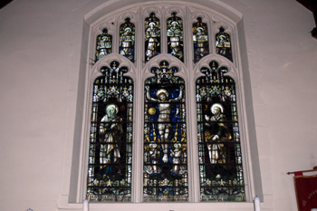 The east window December 2008