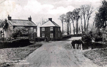 The Wheatsheaf public house about 1920