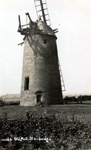 Stanbridge mill about 1930