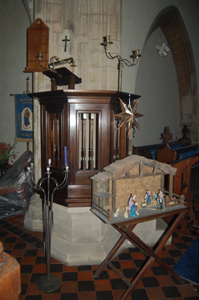 Pulpit January 2010