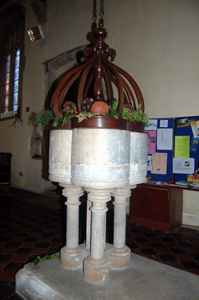 The font January 2010