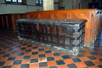 The parish chest January 2010