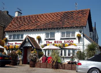 The Red Lion April 2007