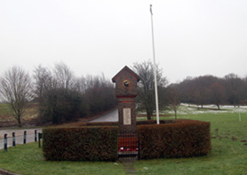 The War Memorial January 2010