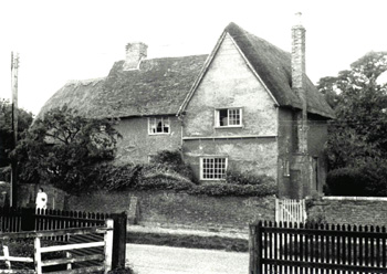 The Old Schoolhouse in 1961