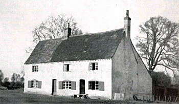 Ferry Cottage 1953 from The Bedfordshire Magazine