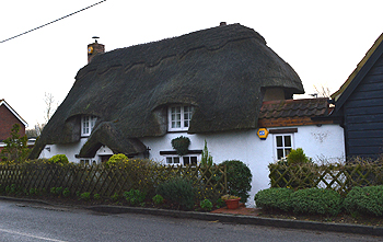 18 Cross End - Willow Cottage January 2015