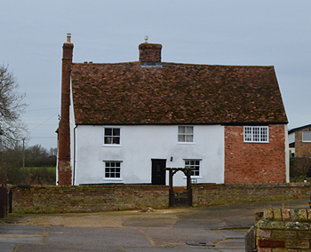 Scald End Farmhouse January 2015