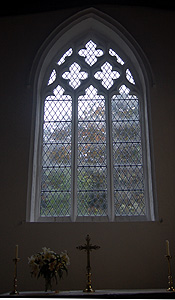 The east window September 2011