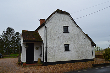 The former Newport Arms from the road January 2015
