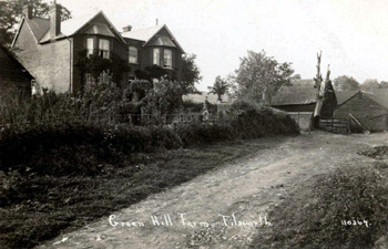 Green Hill Farm about 1920