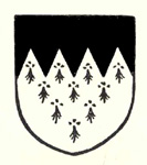 Morteyn family coat of arms