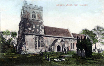 Tilsworth Church about 1920