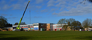 Parkfields School March 2016