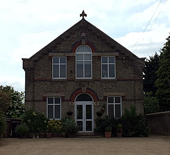 The Baptist Church June 2015