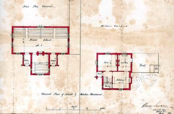 AD3865-31-2 Plans of the school