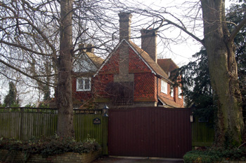The Old Vicarage March 2010
