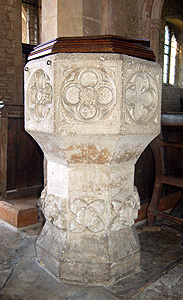 The font May 2011
