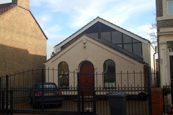 The former Methodist Chapel January 2010