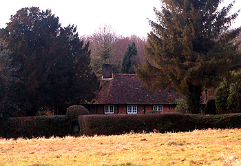Yew Tree Cottage January 2009