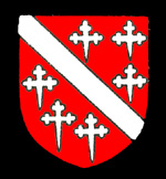 The Howard family coat of arms