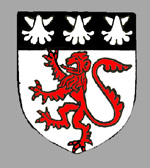 The Russell family coat of arms