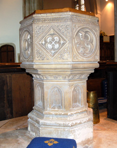 The font August 2010