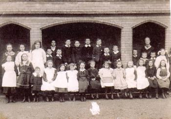 Willington School 1867