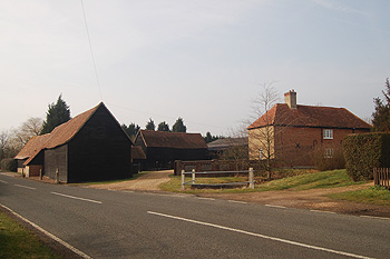 Cotton End Farm March 2012
