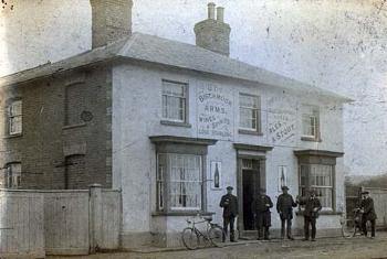 Birchmoor Arms about 1900 [X21/760]