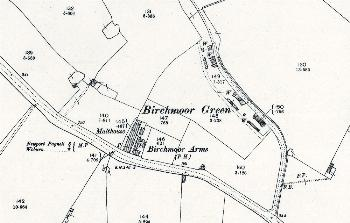 Birchmoor Green in 1901