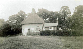 The Round House about 1900