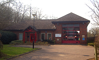 Woburn Fire Station March 2012