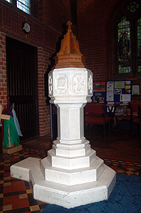 The font September 2012