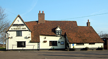 The Chequers Inn March 2012