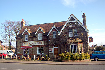 The Cock Inn March 2012