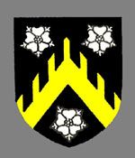 The Cornish family coat of arms