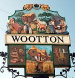 The Wootton sign March 2012