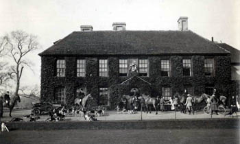 Wootton House about 1920 [PK1/7/13]