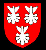 The Dacre family coat of arms