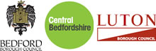 Bedford Borough Central Bedfordshire and Luton Borough Council shared services